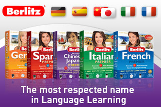 Berlitz Language Learning Software